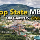 App State MBA Online